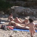 Journe Naturiste militante  la calanque port pin episode 1