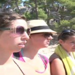 Journée Naturiste militante à la calanque port pin episode 3