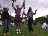 Promotion de la cyclonue aupres des cyclistes de la convergence 2011