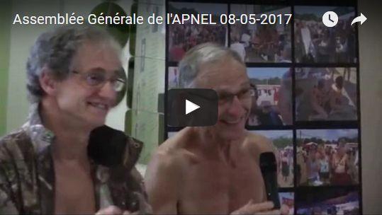 Assemblée Générale de l'APNEL 2017